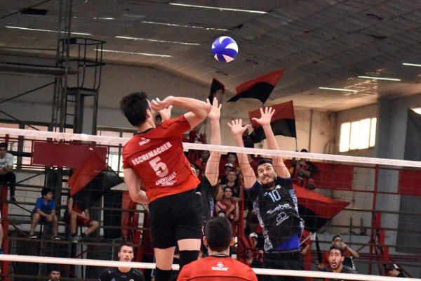 Voley Nacional: Libertad Burgi Vóley perdió como local